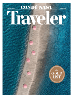 Conde Nast Traveler USA - January 2018