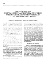 Evaluation of the european spondylarthropathy study group preliminary classification criteria in alaskan eskimo populations.