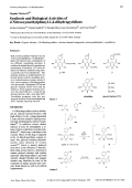 Organic Nitrates II[1]. Synthesis and Biological Activities of 4-Nitrooxymethylphenyl-14-dihydropyridines