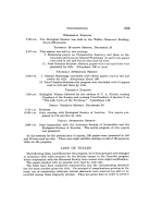 Proceedings of the American Society of Zo├╢logists  Twentieth Session. List of titles