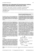 Regioisomeric 53-Aminomethyl-35-phenylisoxazolesSynthesis Spectroscopic Discrimination and Muscarinic Activity.