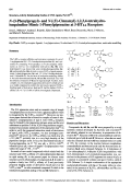 Structure-Activity Relationship Studies of CNS Agents Part 23[1]N-3-Phenylpropyl- and N-[3E-Cinnamyl]-1234-tetrahydroisoquinoline Mimic 1-Phenylpiperazine at 5-HT1A Receptors.