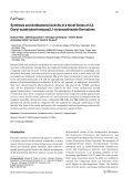 Synthesis and Antibacterial Activity of a Novel Series of 23-Diaryl-substituted-imidazo21-b-benzothiazole Derivatives.