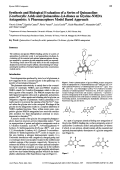 Synthesis and Biological Evaluation of a Series of Quinazoline-2-carboxylic Acids and Quinazoline-24-diones as Glycine-NMDA AntagonistsA Pharmacophore Model Based Approach.