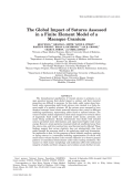 The Global Impact of Sutures Assessed in a Finite Element Model of a Macaque Cranium.