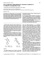New Cardiotonic Agents Related to AmrinoneSynthesis of 12-Dihydro-5-arylpyridin-2-ones.