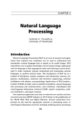 Natural language processing.