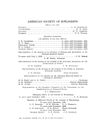 Thirty-first sessionProceedings constitution and by-laws officers and list of members.