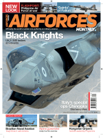 Airforces Monthly - January 2018