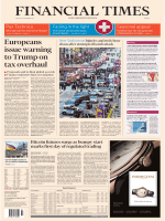 Financial Times Europe – 12 December 2017