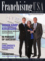 Franchising USA August 2017