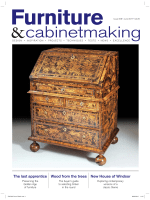 Furniture Cabinetmaking Issue 258 June 2017