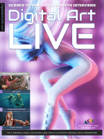 Digital Art Live - Issue 25, December 2017