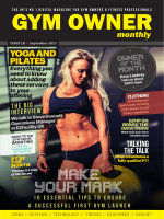 Gym Owner Monthly - September 2017