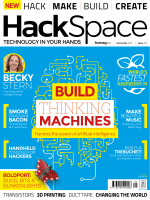 HackSpace Magazine - December 2017