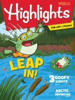 Highlights for Children - January 2018
