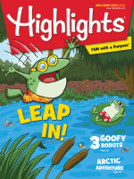 Highlights For Children Welcome Issue - January 2018