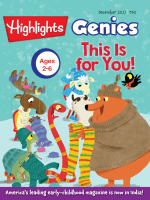 Highlights Genies - December 2017