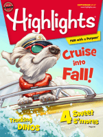 Highlights for Kids September 2017