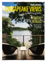 Home&Design - Chesapeake Views, Winter 2018