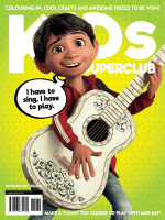 Kids Superclub - Issue 36 - November 2017