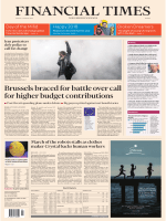 Financial Times Europe – 02 January 2018
