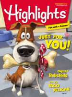 Highlights for Children - February 2018