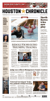 Houston Chronicle – January 02, 2018