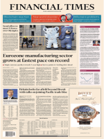 Financial Times Europe – 03 January 2018