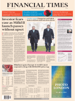Financial Times Europe – 04 January 2018