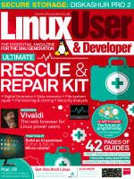 Linux User & Developer - December 2017