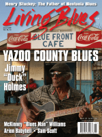 Living Blues Issue 249 2017