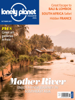 Lonely Planet Asia - October 2017
