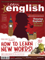 Learn Hot English - Issue 188 - January 2018