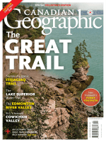 Canadian Geographic — January 2018