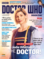 Doctor Who Magazine - Issue 521 - February 2018