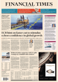 Financial Times Europe – 12 January 2018