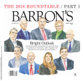Barron's Magazine — January 15, 2018
