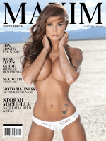 Maxim South Africa September 2017