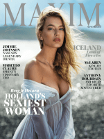 Maxim USA September 2017