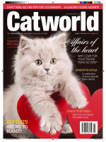 Cat World — Issue 479 — February 2018