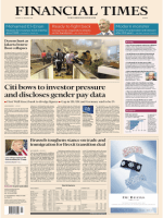 Financial Times Europe – 16 January 2018