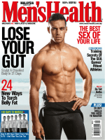 Mens Health Malaysia August 2017
