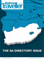 Business Traveller Africa - January 2018