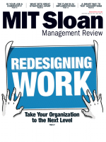 MIT Sloan Management Review - January 2018