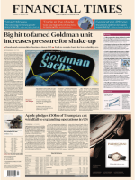 Financial Times Europe – 18 January 2018