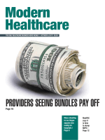 Modern Healthcare – October 09, 2017