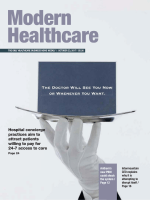 Modern Healthcare – October 23, 2017