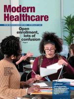 Modern Healthcare – October 30, 2017