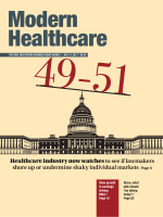 Modern Healthcare July 31 2017